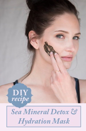 DIY Face Mask Recipe. By Sweet Living Company. Best mask for skin.